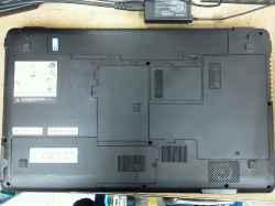 FUJITSULIFEBOOK NH77/EDの修理の写真