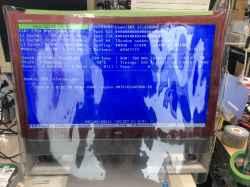 NECPC-VN770SSRのHDD交換の写真