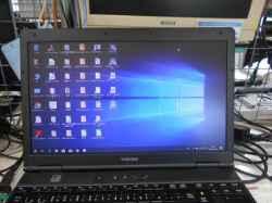 NECPC-LL750RSBのPC販売の写真