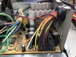 その他DOS/V ファクトリーPCの旧型PC修理の写真