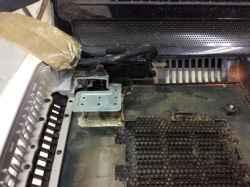 HPPavilion dv7の修理の写真
