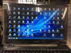 EPSONendeavor NJ3900Eの修理の写真