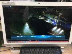 TOSHIBAREGZA PC-D7141T7KWの修理の写真
