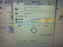 SONYSVF153B1GNの修理の写真