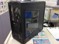 ショップブランド自作パソコンの修理の写真