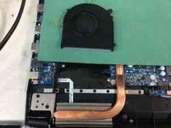 MOUSECOMPUTERMB-K685の修理の写真