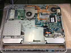 SONYVGC-JS54FBの修理の写真