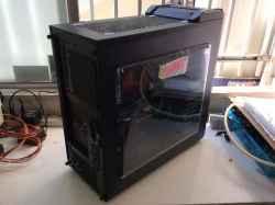 自作PC自作パソコンの修理の写真