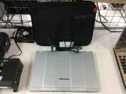 PANASONICCF-LX3EDMCSの修理の写真