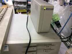 NECPC-9801BX2の旧型PC修理の写真