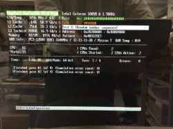 FUJITSUESPRIMO FH52/MのSSD交換の写真