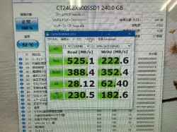 NECPC-GD254TCAAのSSD交換の写真