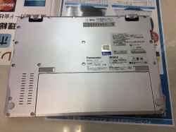 PANASONICCF-RZ8B12VSのSSD交換の写真