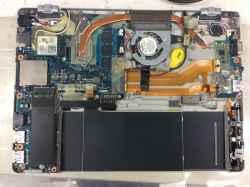 PANASONICCF-RZ6ADFQRのSSD交換の写真
