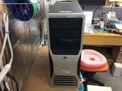 DELLPrecision390の旧型PC修理の写真