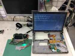 PANASONICCF-S9JYEBDRの修理の写真