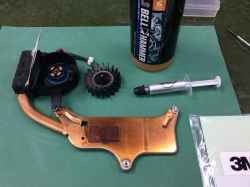 PANASONICCF-S9KYFFDRの修理の写真
