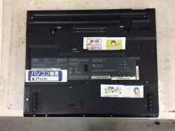 IBMThink Pad T42 Type2373の旧型PC修理の写真
