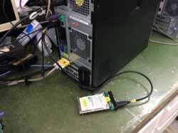DELLOptiplex 9020の修理の写真
