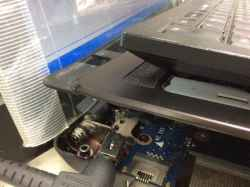 ASUSASUS K53Tの修理の写真