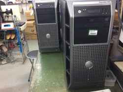 DELLPowerEdge T605の旧型PC修理の写真