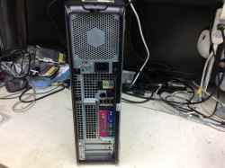 DELLOptiplex380の旧型PC修理の写真