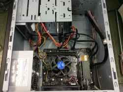その他ショップブランドPCの修理の写真