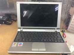 ソニーVGN-T92SのSSD交換の写真