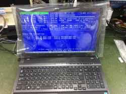 ソニーVPCF11AFJの修理の写真