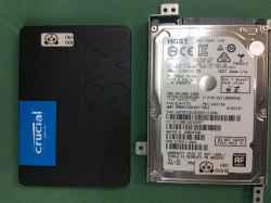 HPZ086の修理の写真