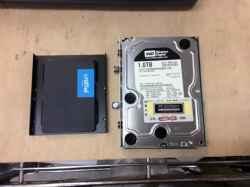 ソニーPCV-A1116N VPCL138FJの修理の写真
