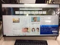 富士通FMVWD1F17Dの修理の写真