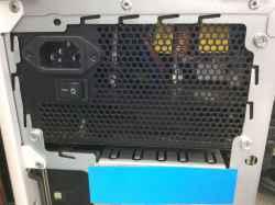 DELLxps studio9100の修理の写真