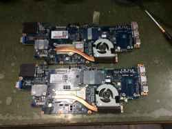 パナソニックCF-AX2SEBJRの修理の写真