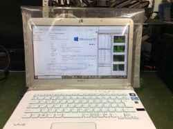 ソニーSVE14AC12NのSSD交換の写真
