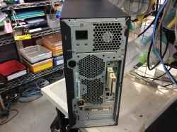 IBMIntelistation M Proの旧型PC修理の写真