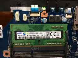 SONYSVF153A1GNの修理の写真