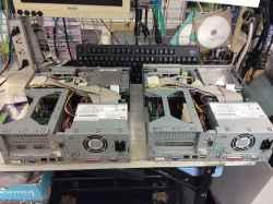 NECFC-24VEの旧型PC修理の写真