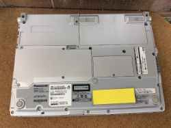 PANASONICCF-S10EYADRのSSD交換の写真