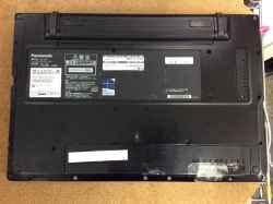 PANASONICCF-LX3KEQBPの修理の写真