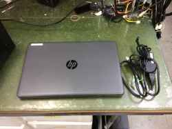 HPhp 250 G7の修理の写真