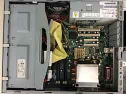 NECMC2500SBFMの旧型PC修理の写真