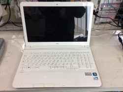 NECPC-LS150HS6Wの修理の写真