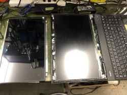NECVK27の修理の写真