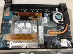 PANASONICCF-SV8TS6QPの修理の写真