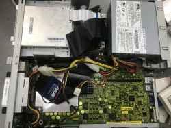 NECFC-24VESXMZSの旧型PC修理の写真