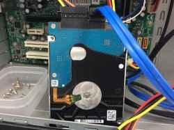 NECPC-GV2335ZAEの修理の写真