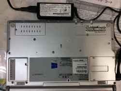 パナソニックCF-NX3JDUCSのPC販売の写真